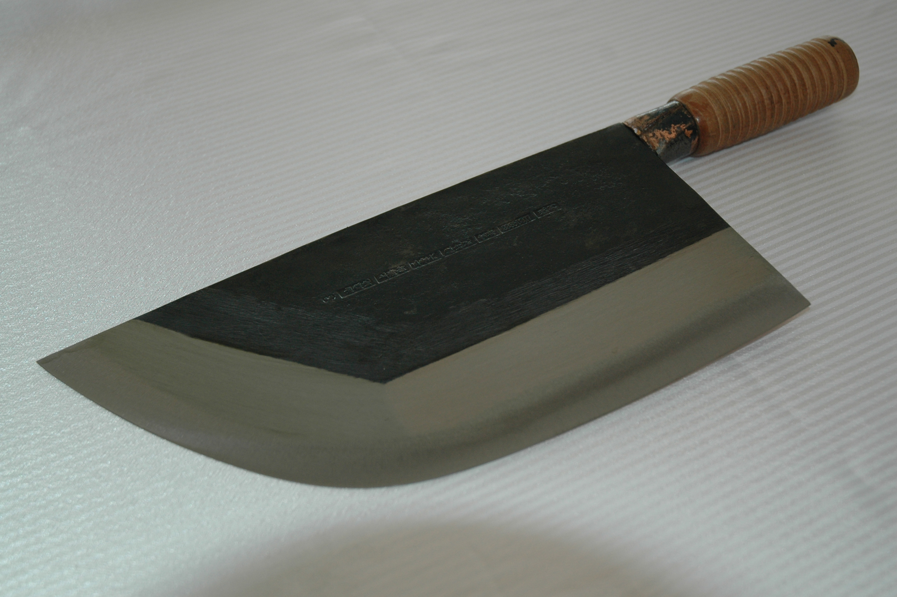 Kf2203 Heavy Duty Butcher S Knife Petekitchenware S Blog